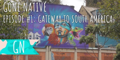 Gone Native Ep#1: Expat life in Bogotá, Colombia, Ciclovía, Septimazo, great street food and more!